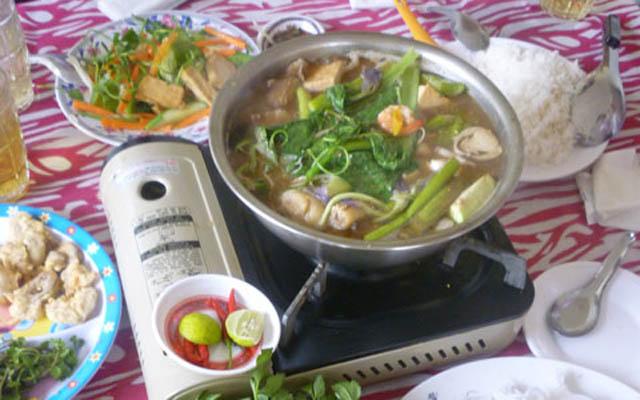 Lẩu Mắm Cây Dừa