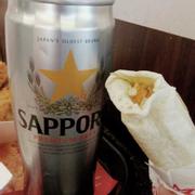 bánh cuộn GÀ không xương<a class='hashtag-link' href='/ho-chi-minh/hashtag/sapporopremiumbeer-188774'>#SapporoPremiumBeer</a>