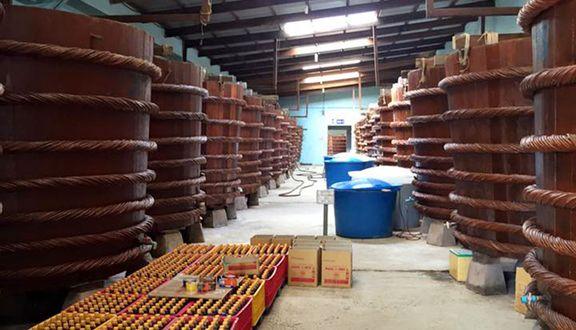 Kết quả hình ảnh cho Xưởng nước mắm Phụng Hưng