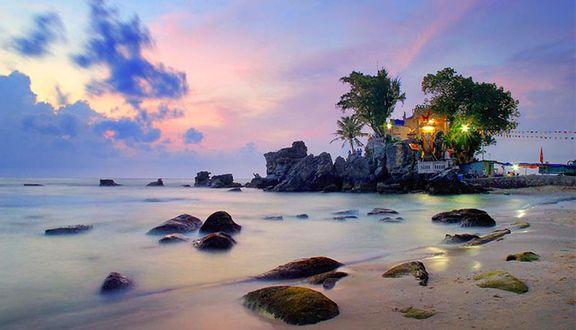 Bãi Tắm Dinh Cậu