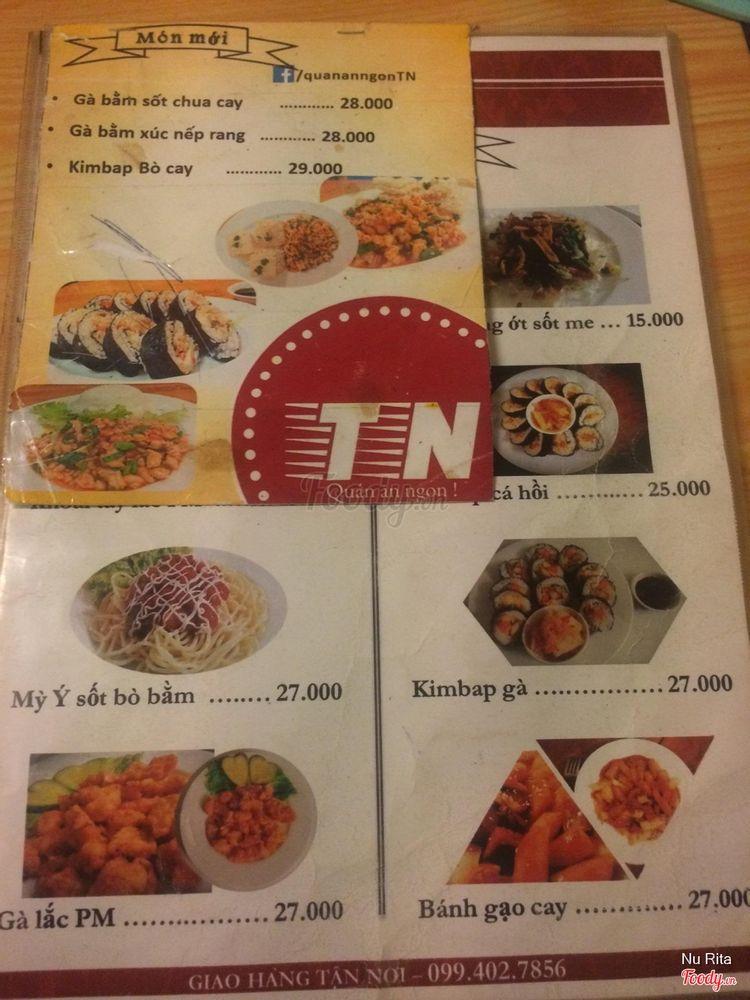 Ăn Vặt TN - Hồng Lĩnh ở Khánh Hoà