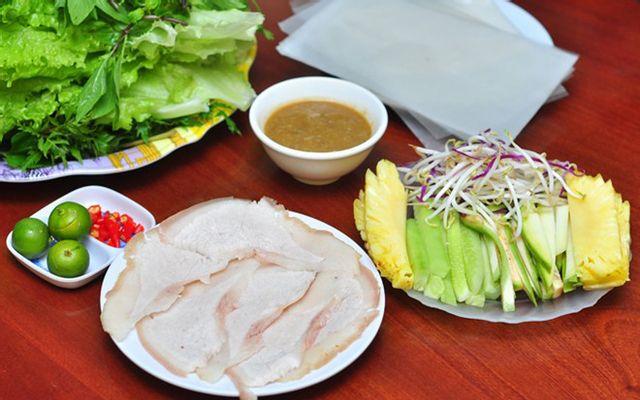 Quán Ngon Hà Thành - Bánh Tráng Thịt Heo, Cơm Văn Phòng