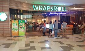 Wrap&Roll - SC VivoCity