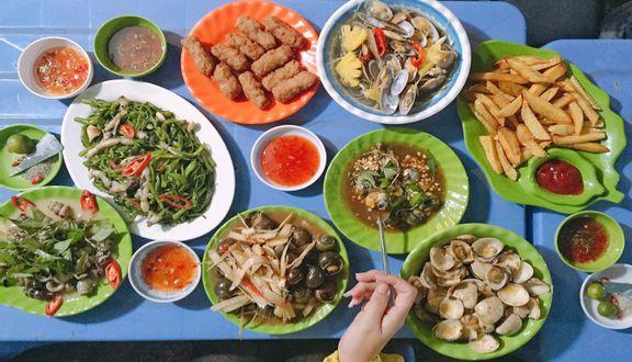 Ốc Cay Đại Hồng - Trần Huy Liệu
