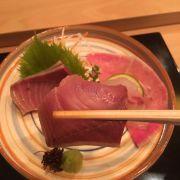 Sashimi ngon lắm