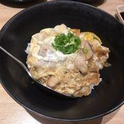 Cơm gà trứng