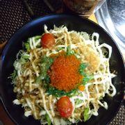Salad trứng cua