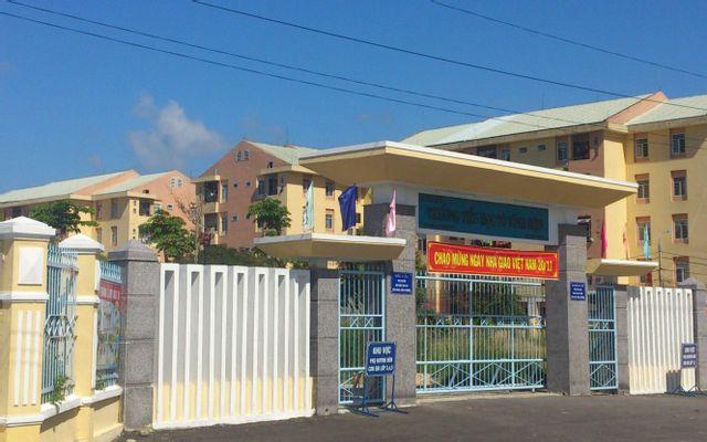 Trường Tiểu Học Tô Vĩnh Diện