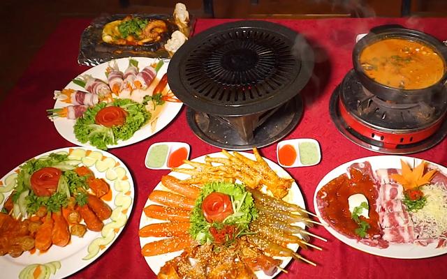 Happy BBQ 1 Xiên Nướng Đồng Giá 5K - Sư Vạn Hạnh
