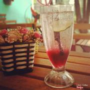Pretty Pink Soda