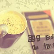 Coffee egg