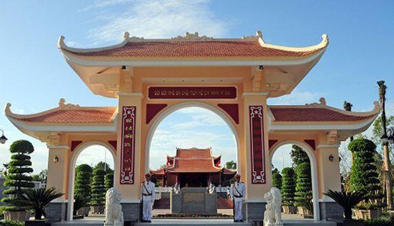 Khu Tưởng Niệm Chủ Tịch Hồ Chí Minh