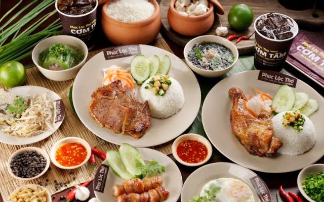 Cơm Tấm Phúc Lộc Thọ - Lê Văn Việt