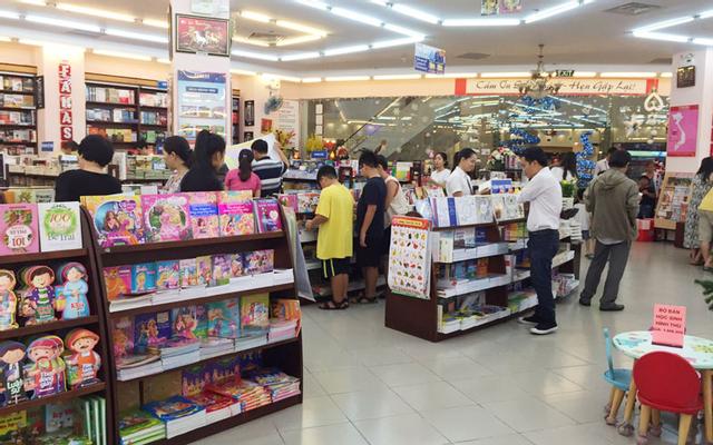 Nhà Sách Fahasa - AEON Mall