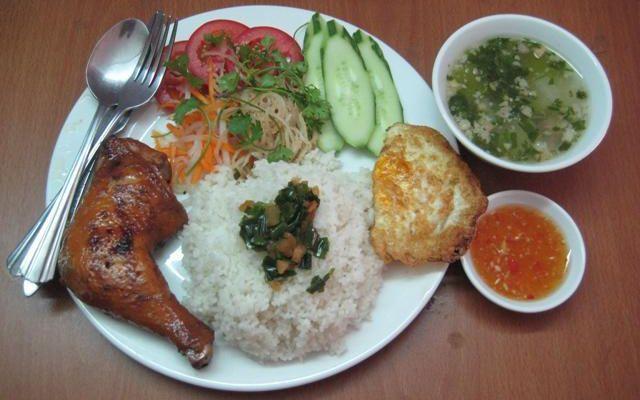 Cơm Tấm - Trần Phú