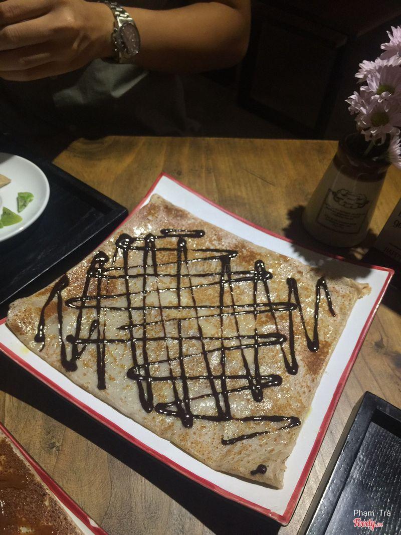 Crepe Chocolate
