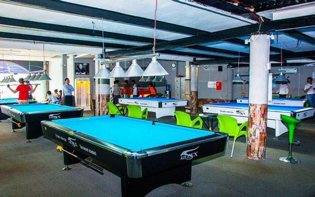 Blue Club Billiards