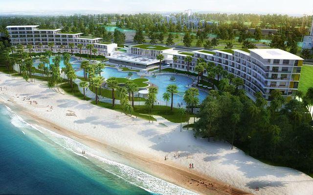 A La Carte Sam Son Resort