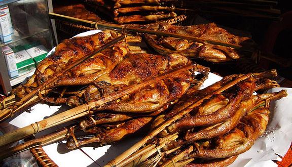 Quán Ăn Laos - Ẩm Thực Lào