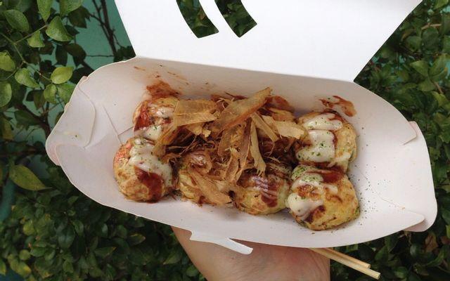 Takoyaki - Bánh Bạch Tuộc Nhật Bản