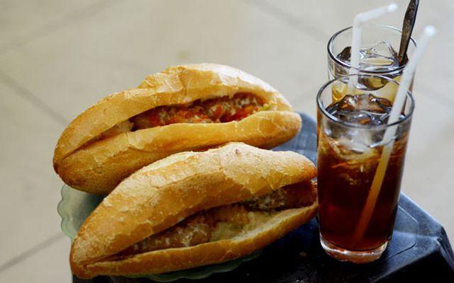 Bánh Mì Bà Dần - Lò Sũ