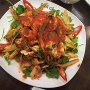 salad cá lăng