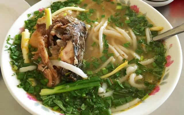 Đông Hà - Bánh Canh Cá Lóc - Nguyên Hồng