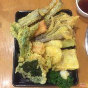 Yasai tempura  rau củ tẩm bột chiên