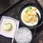 Chè Thái sầu riêng + sâm dứa phomai
