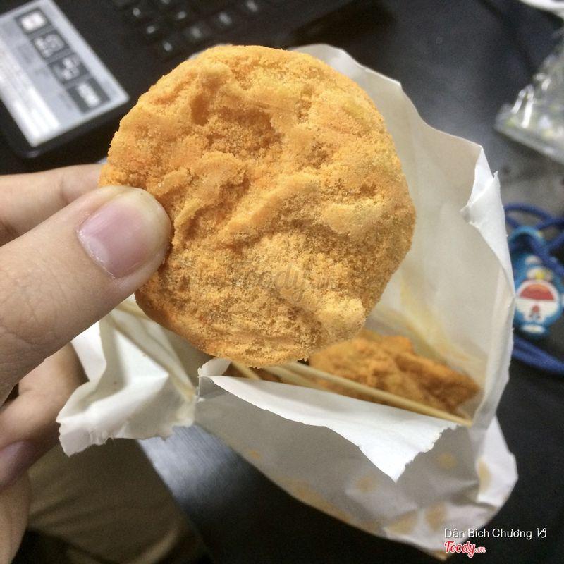 Bắp lắc phô mai