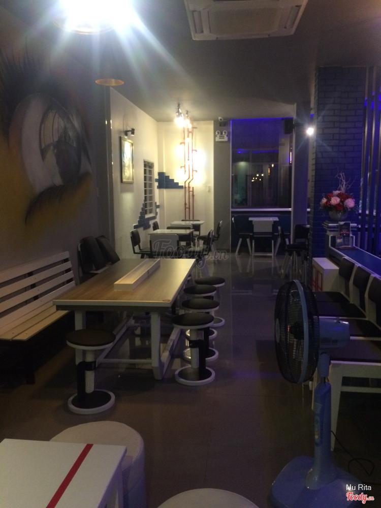 Desire Coffee Station ở Khánh Hoà
