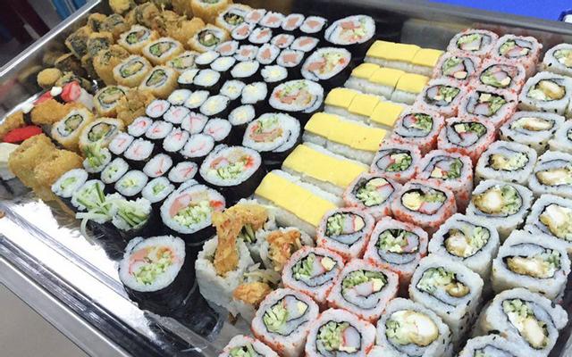 Sushi Viên Phương Mập - Hoàng Diệu