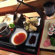 Tenpura & Udon set