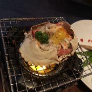 Mai cua nướng nấm đặc biệt