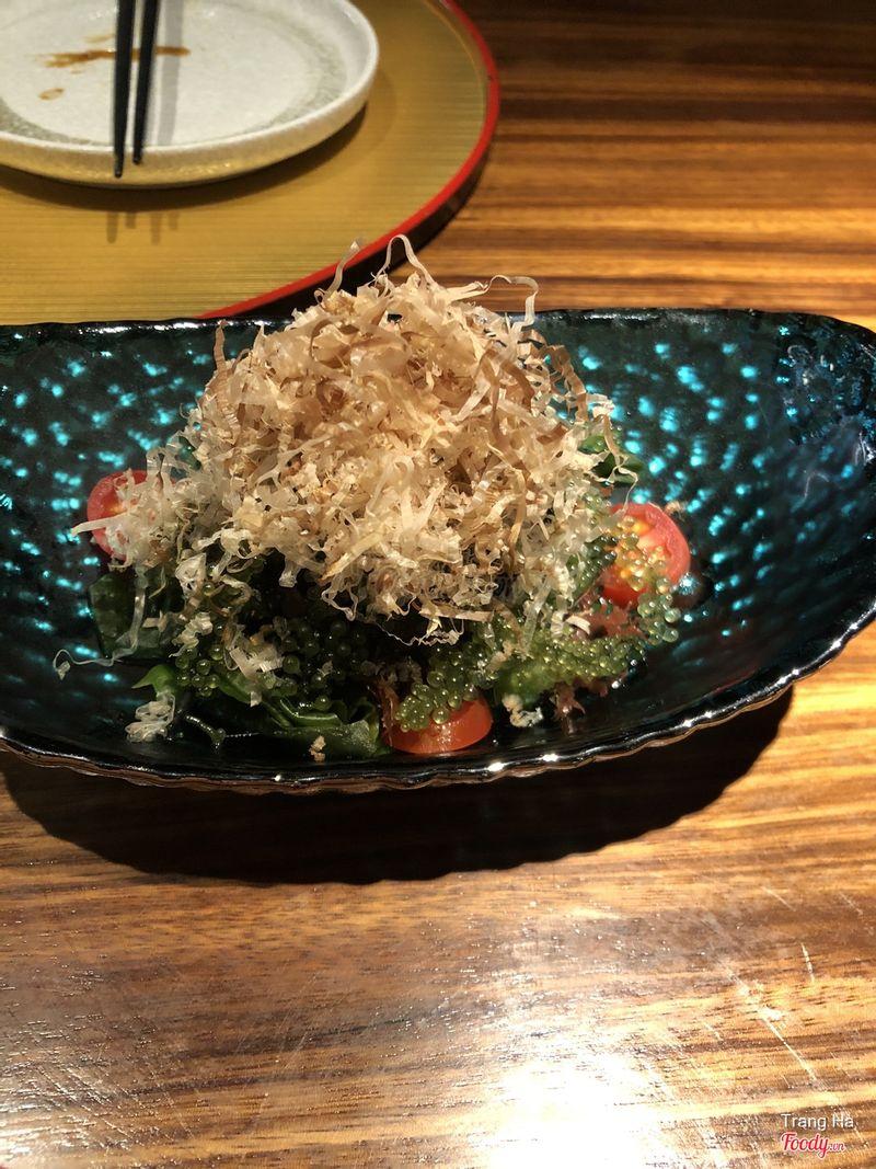 Salad rong biển tổng hợp