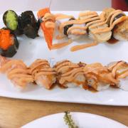 Sushi thập cẩm gói 69k