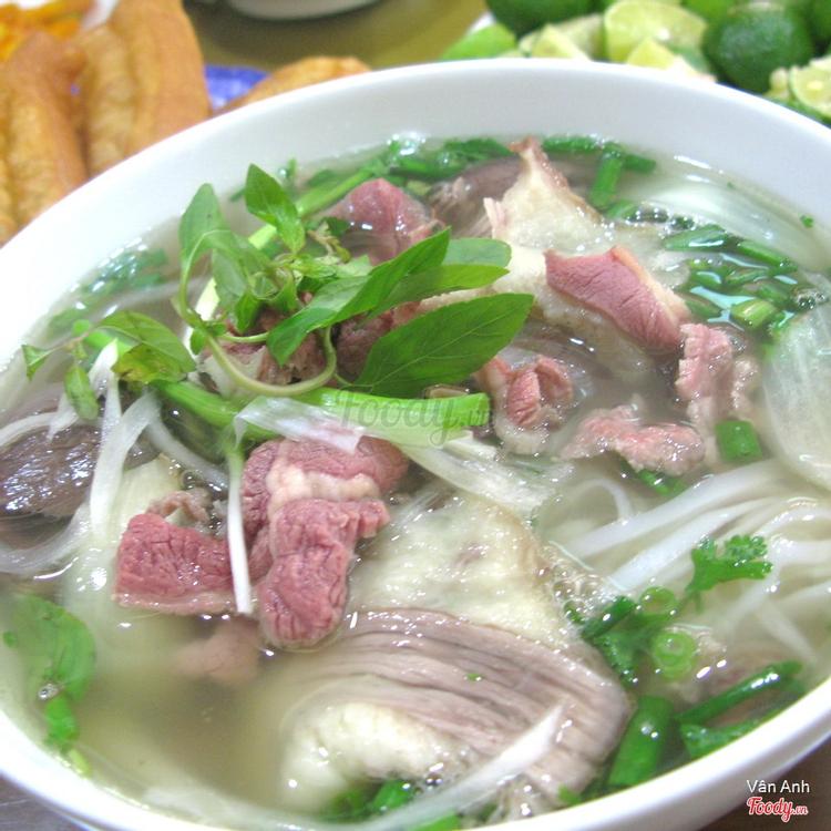 Phở Định 3 - Nguyễn Cao ở Quận 7, TP  HCM | Foody vn
