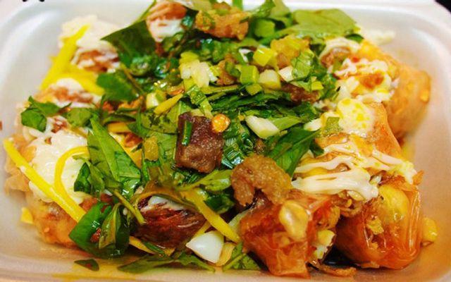 Bánh Tráng Trộn Tây Ninh
