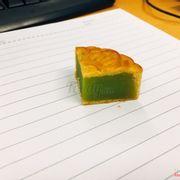 Bánh nướng trà xanh nhà làm😁😁😁 đảm bảo ngon ngọt thơm lại sạch 😘😘😘 các bạn mua liên hệ 0989317619 nhá 😙😙😙 25k/bánh 100g nhá