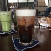 Hồng trà phômai muối biển