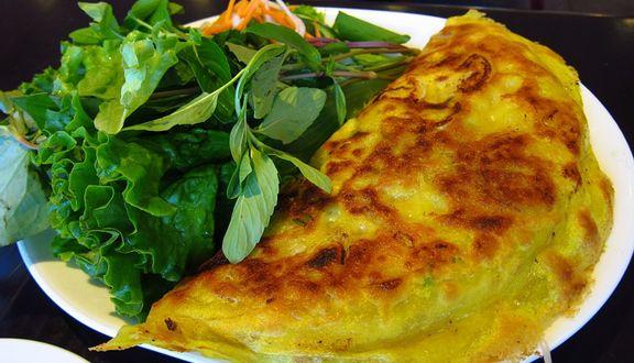 Bánh Xèo Hoa - Nơ Trang Gưh