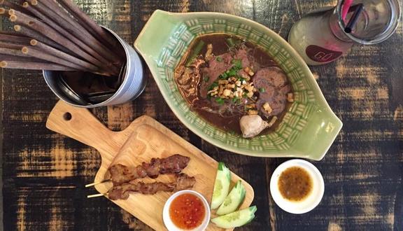 Gõ Thái Noodles - Mì Thái - Lê Lai