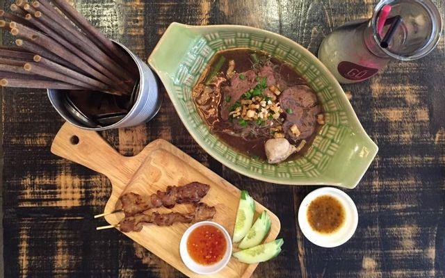 Gõ Thái Noodles - Mì Thái - Đường D5