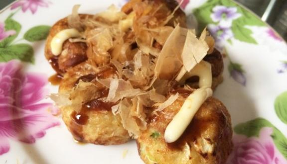 Bánh Bạch Tuộc Nướng Takoyaki - Vĩnh Viễn