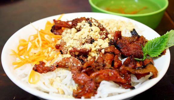 Bún Thịt Nướng Chợ Bửu Hòa