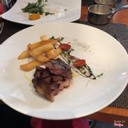 Argentina striploin-150gr- main dish set lunch