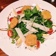 Salad phô mai dê