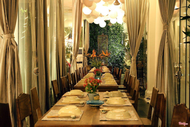 Image result for nhà hàng Gạo - 33 Lê Quý Đôn