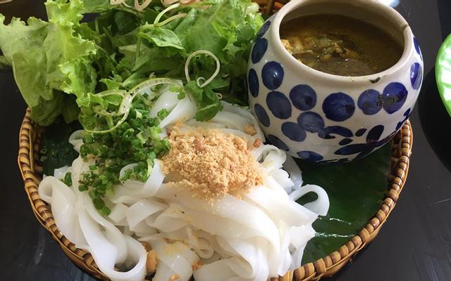 Mì Quảng Ếch Bếp Trang - Lê Hồng Phong