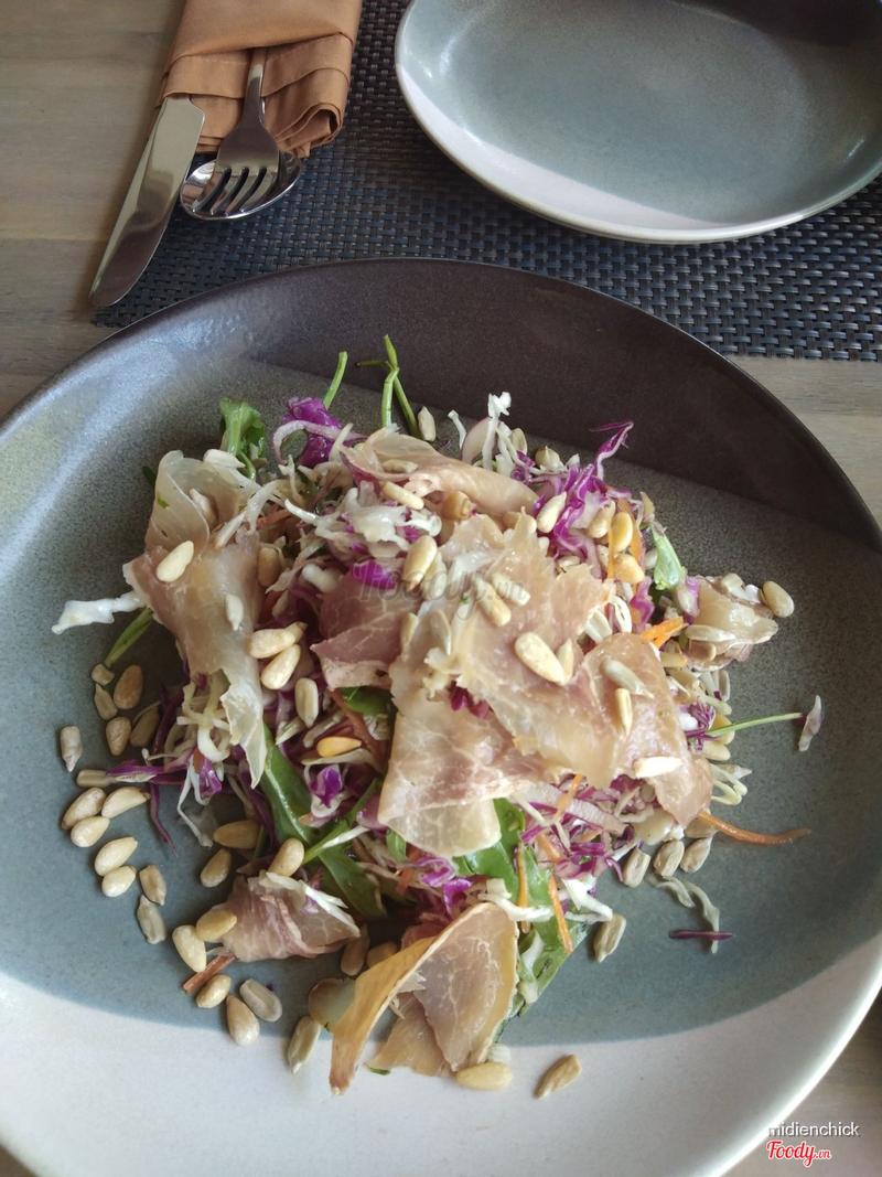 Salad parma
